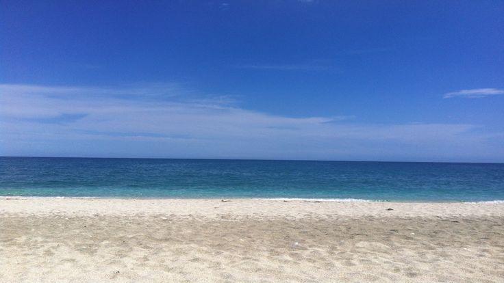 Papa Nero beach in September!