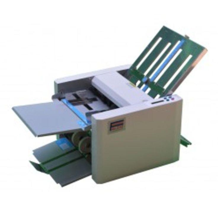 Faldo Papiervouwmachines behoren tot de beste in de business! Uitdagend moet je moe vouwen van papier met de hand. Zet middelen in handmatige papier instortende machines die daarmee overlays het papier voor u. We hebben handmatige wijziging enveloppen, brief organisatoren en geprogrammeerd papieren enveloppen. http://faldo.eu/nl/17-vouwmachine