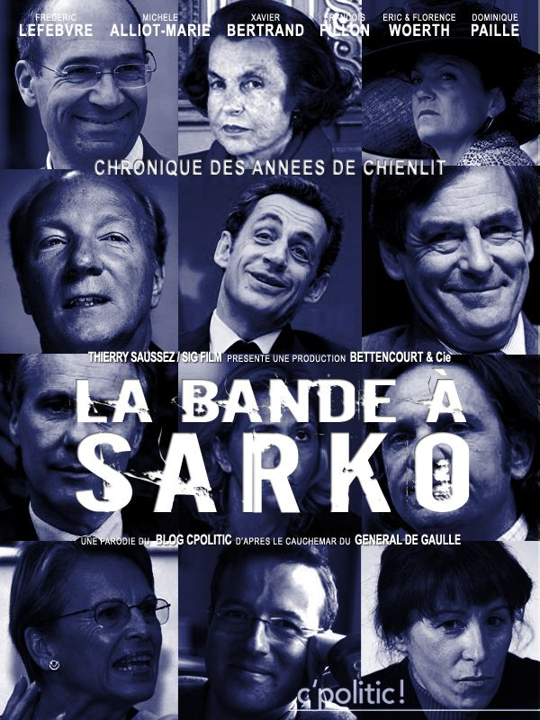 Bande à Sarko