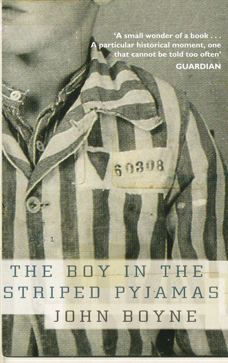 The Boy in the Striped Pyjamas by John Boyne voted the Penguin Orange Readers' Group Book of the Year, 2009.