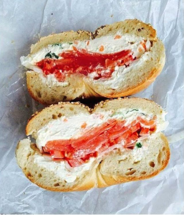 NYC\'s Best Bagel Shops