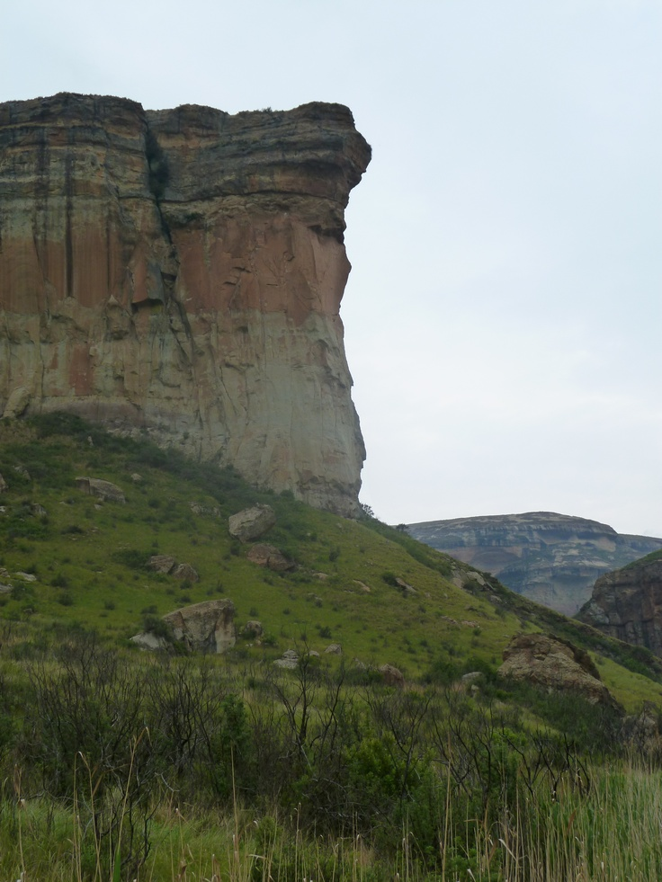 Clarens, South Africa, another fav place en route to Drakensberg or KZN coastline
