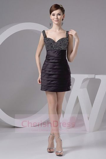 Short/Mini Shining Sequins Dress Shining Sequins Dress #Cherishdress#