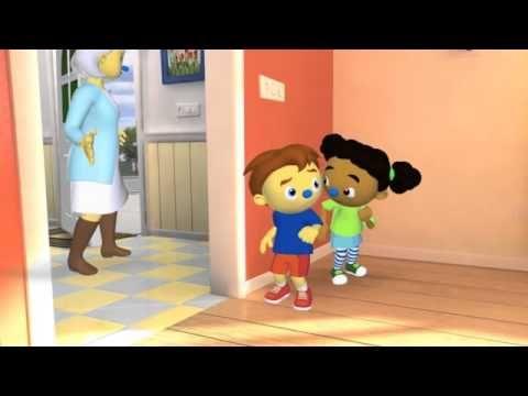 Schatkist editie 3 - Start Anker 3D-animatie van Pompom