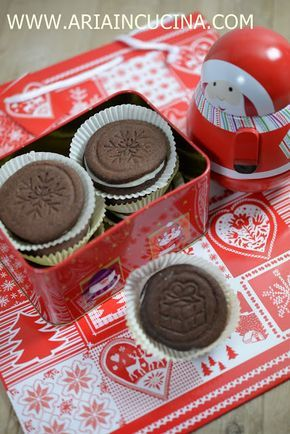 Blog di cucina di Aria: Biscotti Oreo fatti in casa