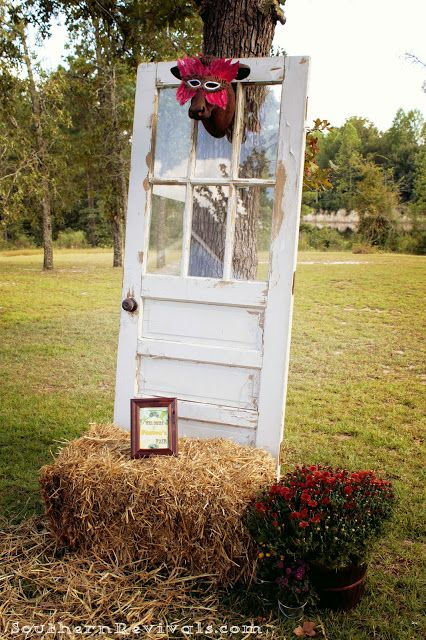 Southern Revivals: Our Country Fair Birthday Party