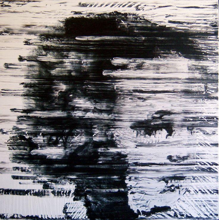 eva I painting by christian draeger