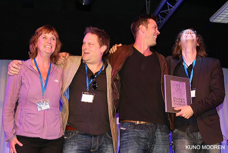 Winnaars John F. Klaver Band