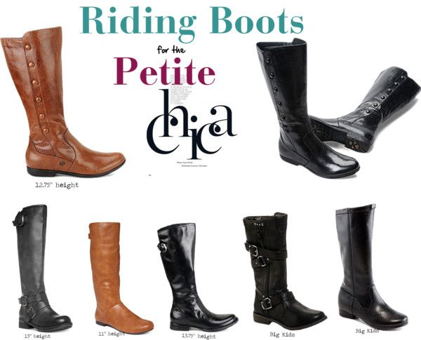 17 Best images about Boots for Petite Women on Pinterest | Short ...