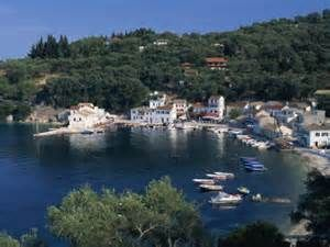 Image detail for -Sketches of Paxos, Greece