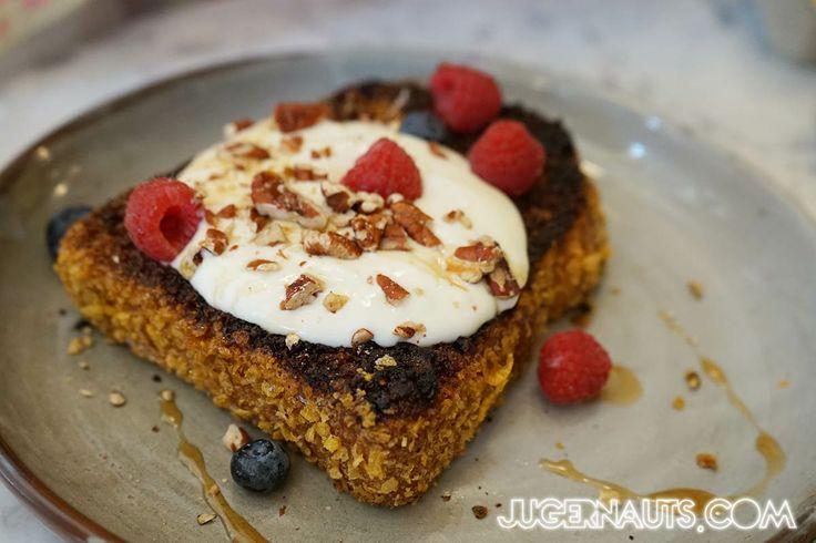 Three Williams | Redfern | Jugernauts #jugfav #threewilliams #brioche #breakfast is as good as it looks.