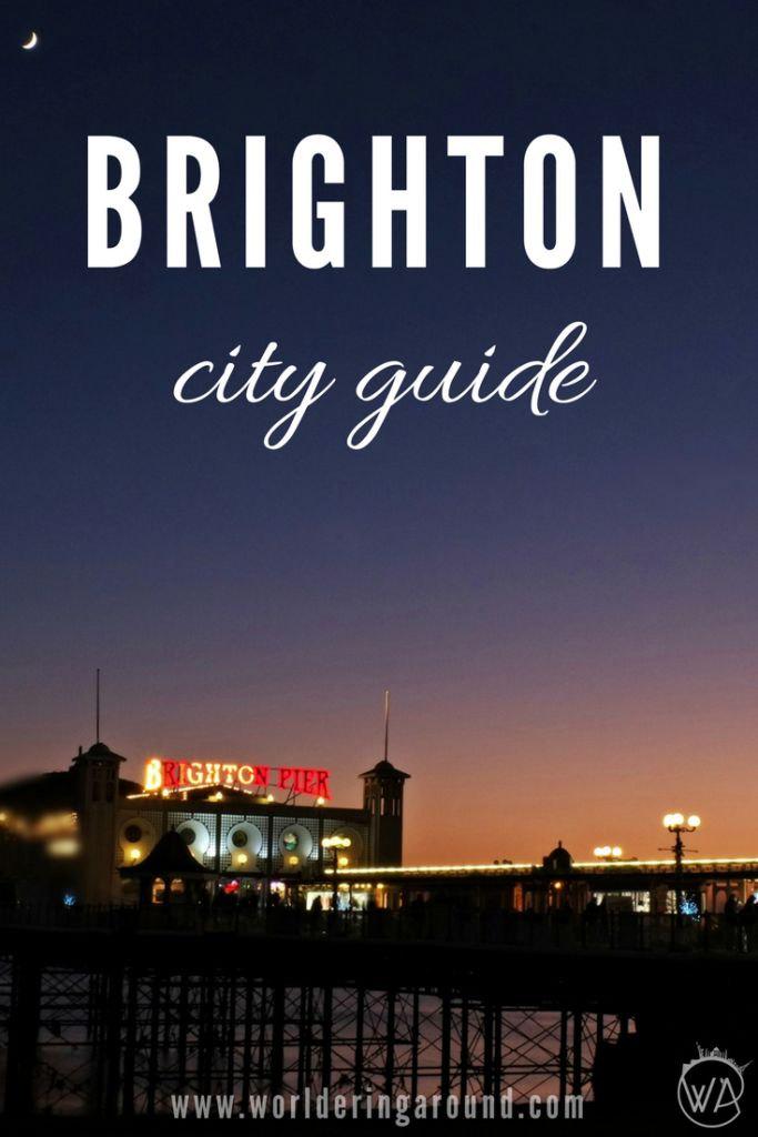 What to see in Brighton in a day trip? Where to go, what is the Brighton Pier and why is it such a popular destination ?
