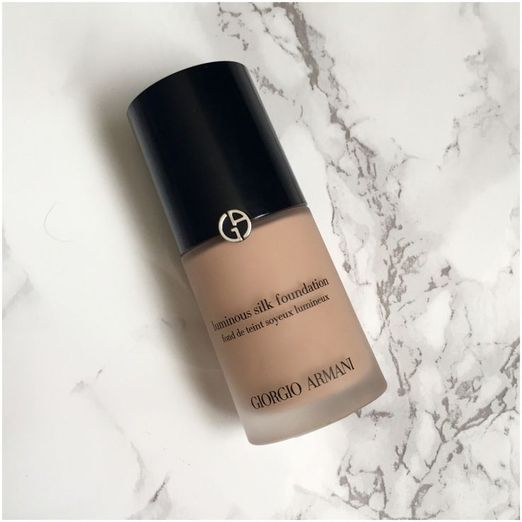 REVIEW: GIORGIO ARMANI - LUMINOUS SILK FOUNDATION