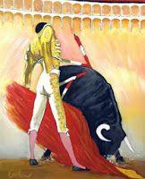 GALERIE 5 - Thème Espagnol - Huile sur toiles - Spanish paintings... #Art #Artiste #Galerie #Toile