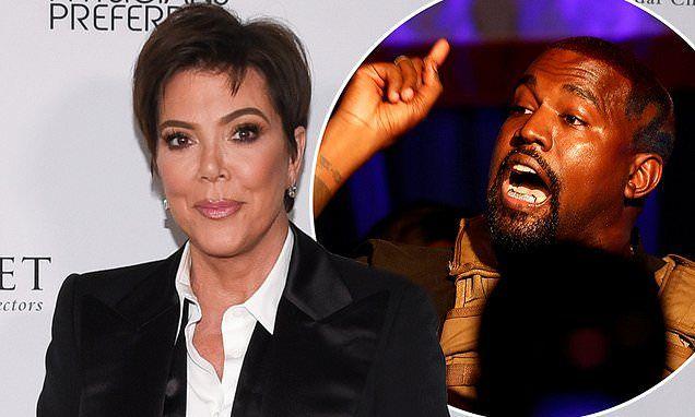 Kris Jenner Breaks Silence After Kanye West Brands Her Kris Jong Un In 2020 Kanye West Kris Jenner Oprah Winfrey Network