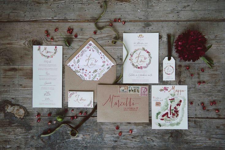30 partecipazioni-inviti-nozze-matrimonio-calligrafia-studio-alispi