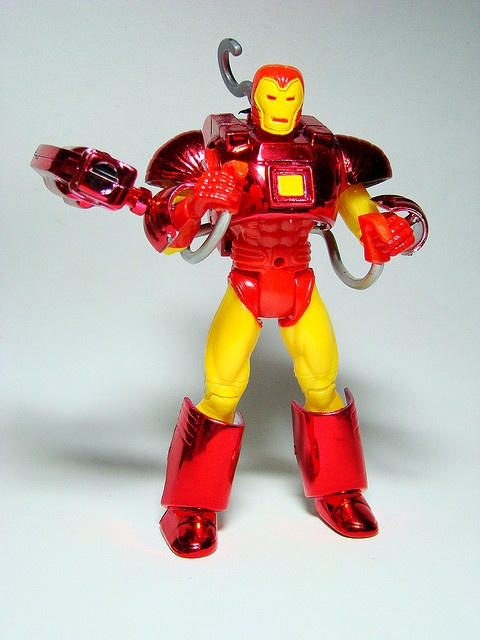 Iron Man SPACE ARMOR  @elbisnet