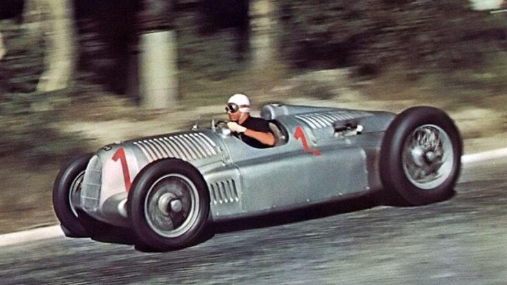 1938 Audi Auto Union Type D Grand Prix