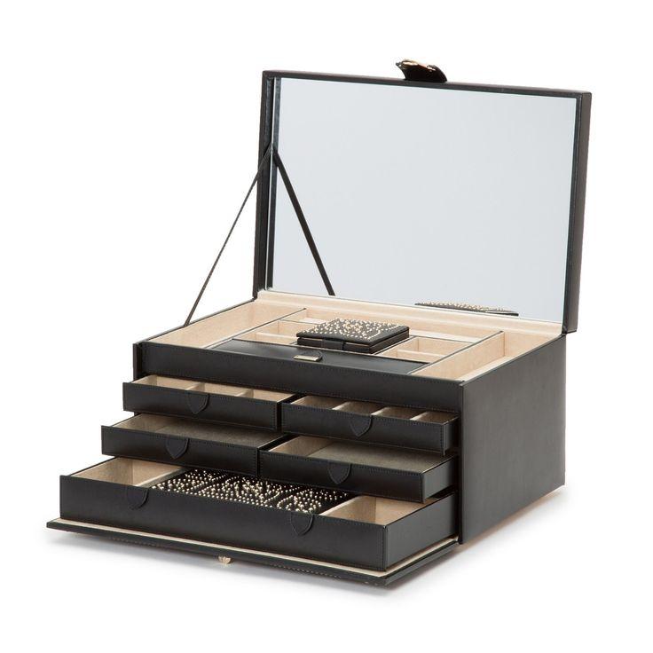 WOLF Chloe Large Jewelry Box - 301502