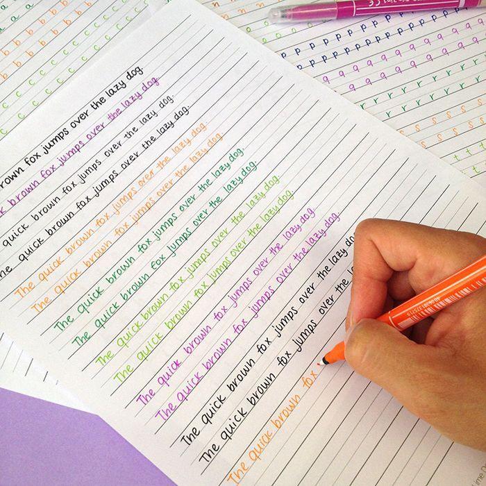 777 besten Calligraphy & Handlettering Bilder auf Pinterest ...