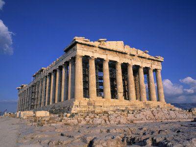 Parthenon - Athens, Greece