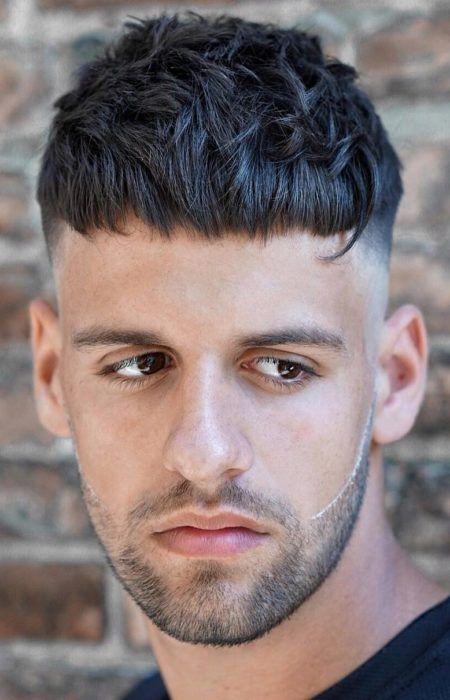 Tendencias De Peinados Para Hombres En 2018 Art Hair Styles