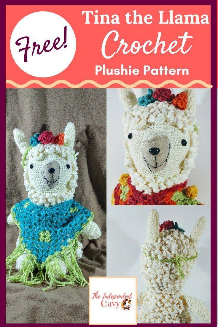 Get This Free Crochet Llama Pattern By Reading Here Crochet Pattern