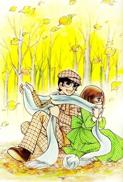 'Candy Candy' (1975) by Yumiko Igarashi. Stear & Patty.