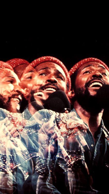 soundsof71: Marvin Gaye, 1974, by Jim Britt