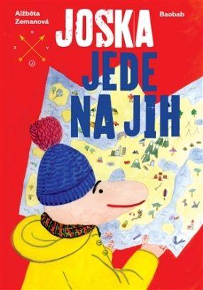 Joska jede na jih | české ilustrované knihy pro děti | Baobab Books