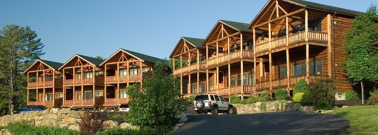 the Lodges at Cresthaven Lake George vacation homes, 2 bedroom, 2 bath townhouses overlooking beautiful Lake George NY.