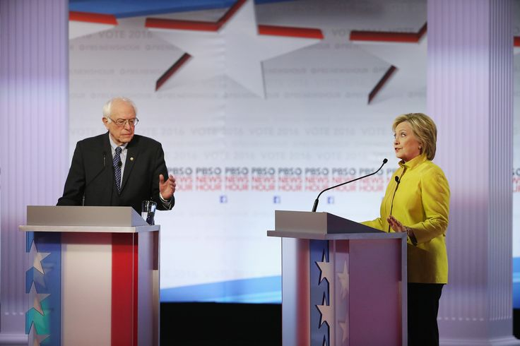 Democratic debate live blog: Clinton and Sanders face off before Nevada caucuses - The Washington Post