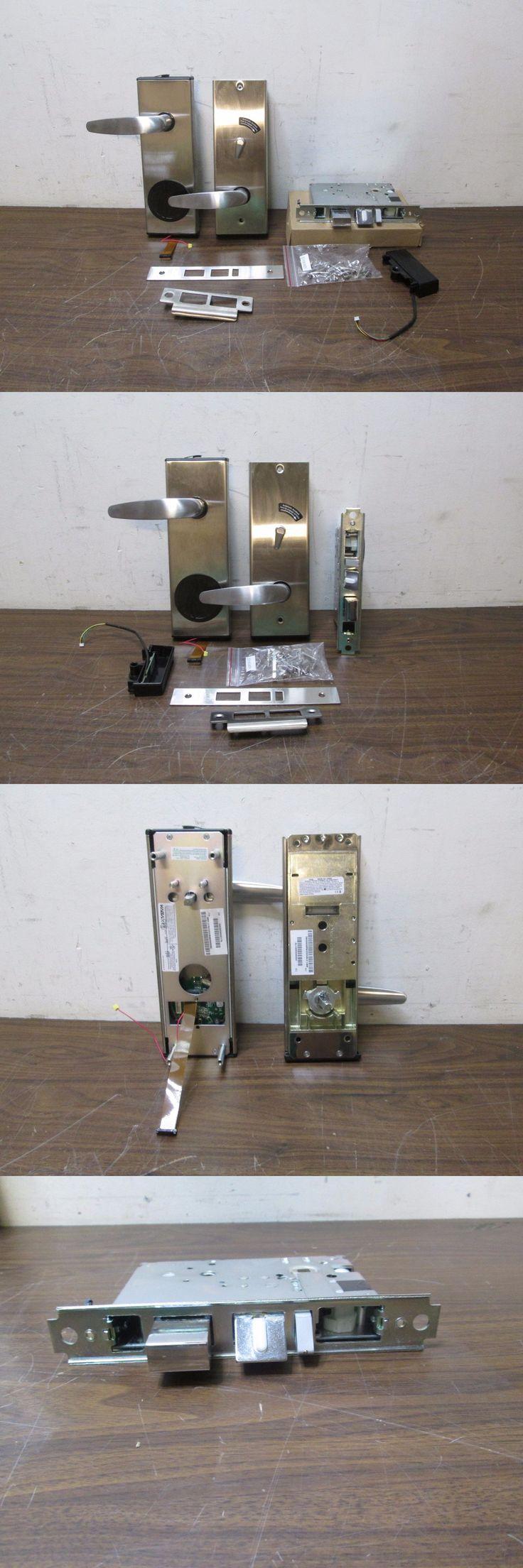 Door Locks and Lock Mechanisms 180966: Kaba Electronic Lock Mt Series Saflok W Rfid Card Reader Mr1-21Nc0g0ran0000sc -> BUY IT NOW ONLY: $249.99 on eBay!