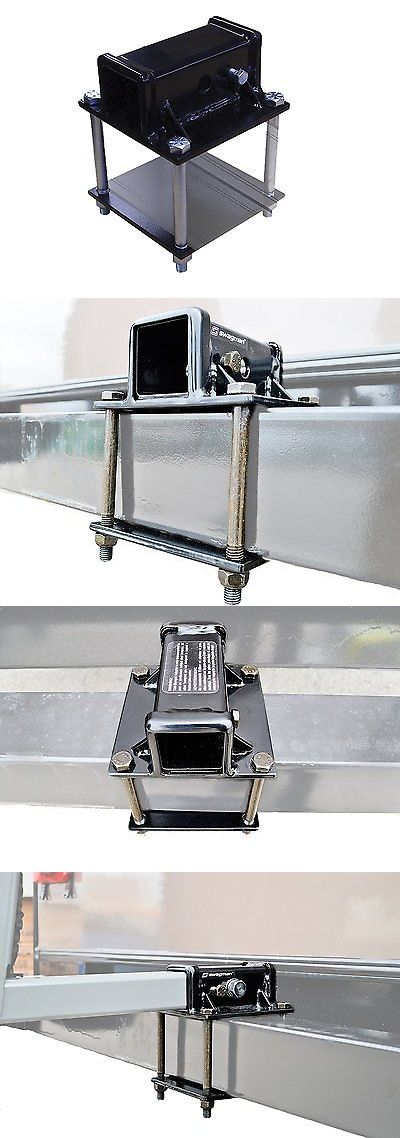 Bicycle Stands and Storage 158997: 2Inch Rv Bumper Adaptor Camper Mount Hitch Bike Rack Adapter Motorhome Trailer -> BUY IT NOW ONLY: $52.67 on eBay!