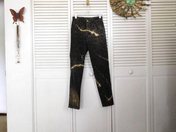 Black Jeans Lee Jeans Black High Waist Black Denim Size 11