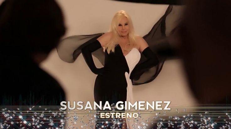 Junio en Telefe | Vuelve Susana Giménez para celebrar 30 años en la tv.