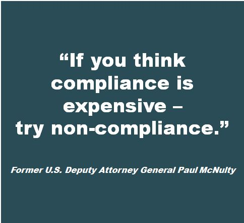 Try Non-Compliance #biz #compliance #travel