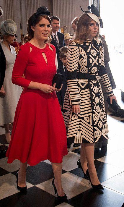 Red dress event kingdom