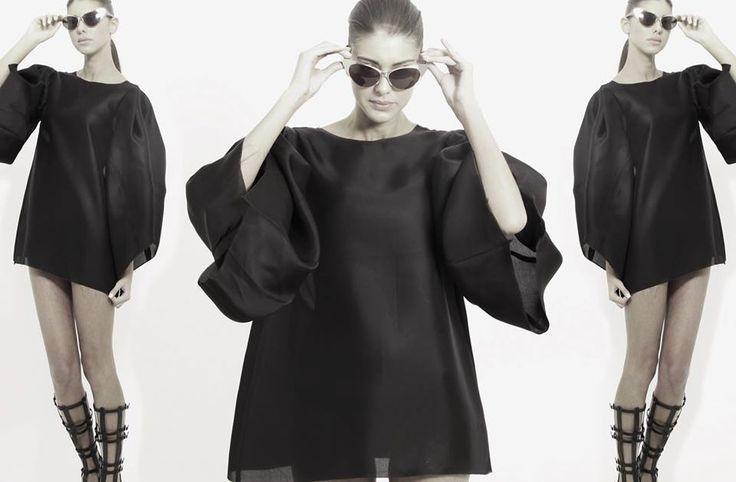 Kirsty Doyle SS13 Alexandra Dress http://www.kirsty-doyle.com/products/ready-to-wear/alexandra-dress