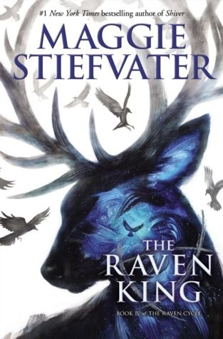 The Raven King (The Raven Cycle #4) by Maggie Stiefvater * Expected publication: April 26th 2016 by Scholastic Press * Genre: YA Urban Fantasy