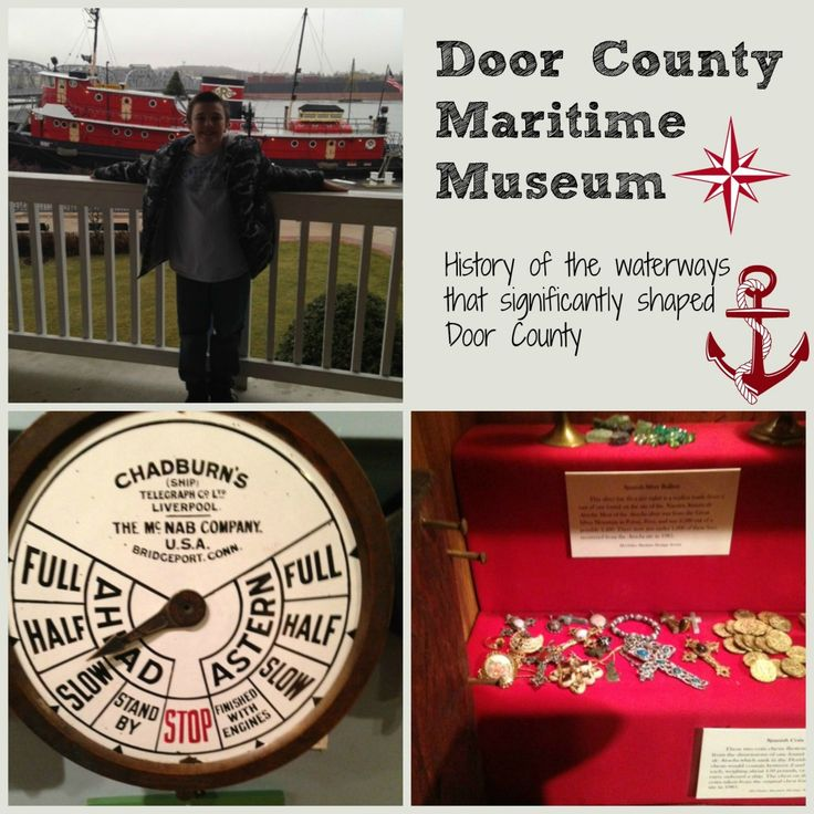 Door County Maritime Museum Virtual Tour