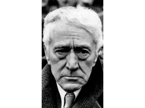 Kenesaw Mountain Landis, federal judge and first baseball commissioner; born 1866, died 1944