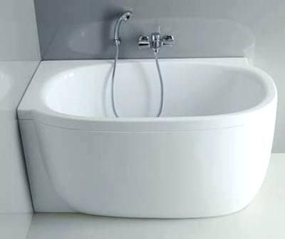 compact bathroom suites and bathtubs ideal for small city homes or