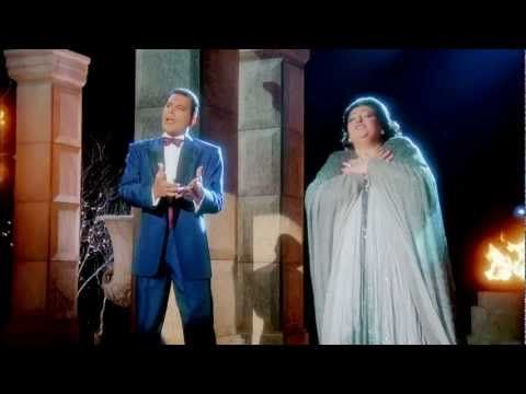 Freddie Mercury & Monserrat Caballé: 'Barcelona 2012' (by Rhys Thomas)
