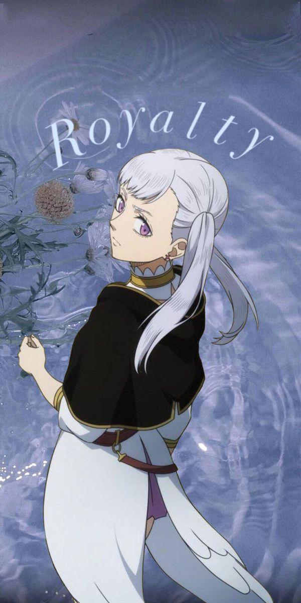 Noelle Silva Wallpaper Black Clover Anime Anime King Anime Wallpaper