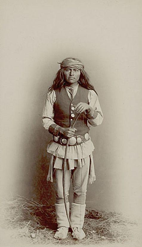 Bedonkohe Apache