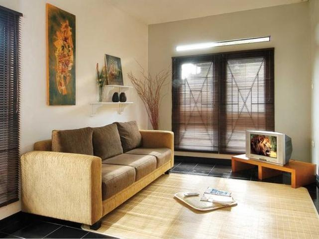 iDEA Online - Interior - Monochromatic Color Pattern for Living Room