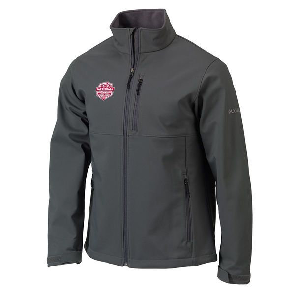 Alabama Crimson Tide Columbia College Football Playoff 2015 National Champions Ascender Full-Zip Jacket - Gray - $94.99