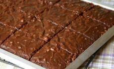 Шоколадные пирожные / Удивительная еда!