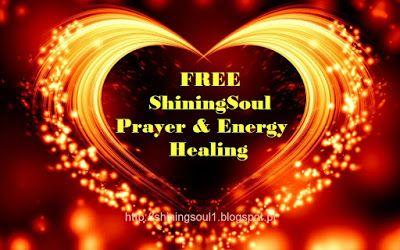 ShiningSoul: Free Distance Healing #February / Cura à Distância...